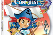 Captain Jake and the Never Land Pirates: The Great Never Sea Conquest Coming to DVD January 12