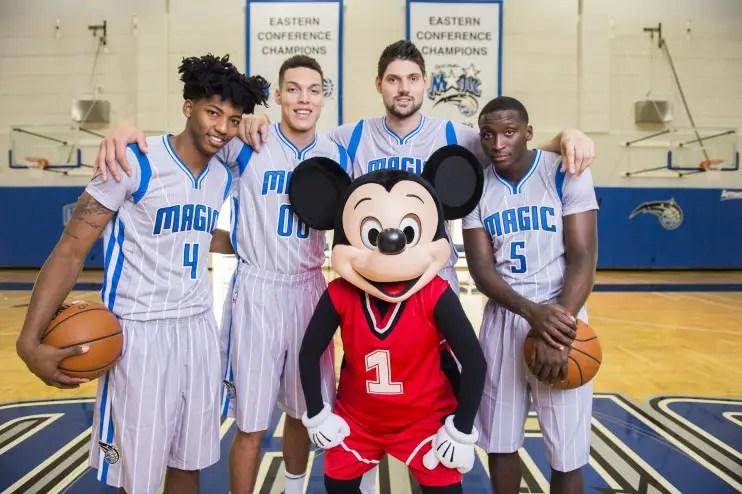 Disney and Orlando Magic extend partnership