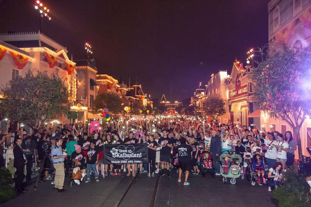 CHOC WALK IN THE PARK Celebrates its 25th Anniversary