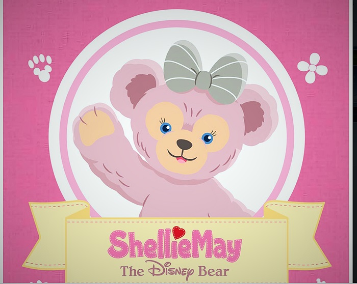 ShellieMay will be joining Duffy in Disney World and Disneyland!