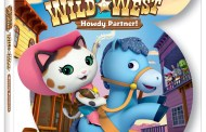 Sheriff Callie's Wild West: Howdy Partner DVD is riding into town October 13th!