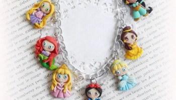 5234af4030988 Disney Finds - Handmade Disney Cupcake Charms