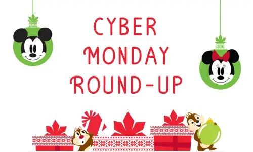 Cyber Monday Disney Deals Round Up!