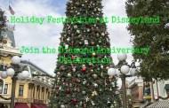 Holiday Festivities at the Disneyland Resort Join the Diamond Anniversary Celebration