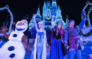 Watch a live stream of 'A Frozen Holiday Wish' tonight!