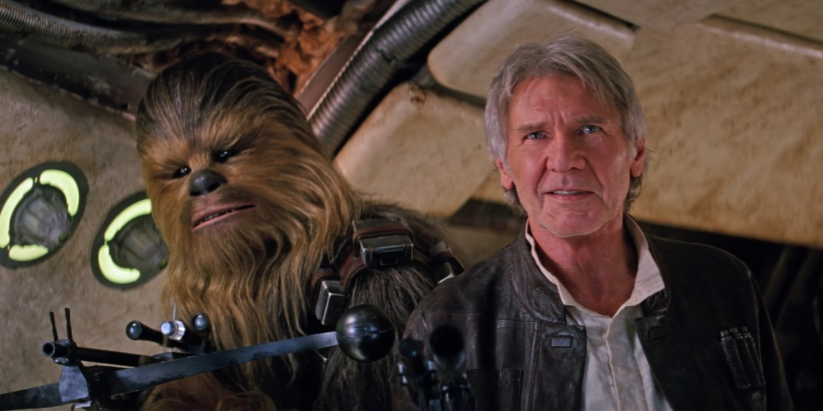 Star Wars: The Force Awakens Breaks Record Before Release