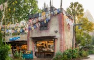 Thirsty River Bar and Trek Snacks Now Open at Animal Kingdom
