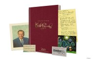 D23 Member Gift for 2016 Offers a Rare Glimpse into Disney's Rich Legacy
