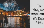 Top New Year's Resolutions of a Disney Addict