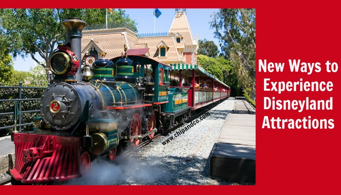 New Ways to Experience Attractions at Disneyland Park in 2016