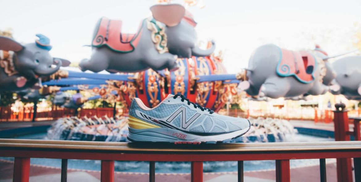 Soar New Heights and Splash Down with the New runDisney New Balance Collection