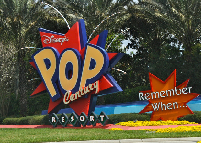 Pop-Tastic Pop Century – Review of Disney's Pop Century Resort