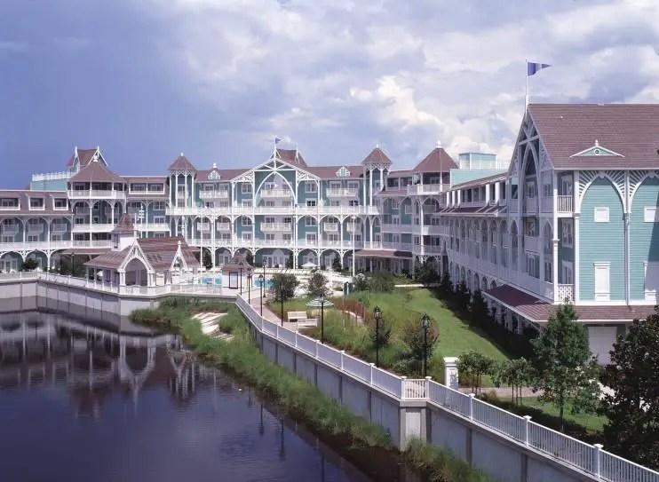 Will Disney's Beach Club Resort Soon Be Hosting an Afternoon Tea?