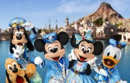 Tokyo DisneySea Celebrates 15 Years with 'The Year of Wishes'