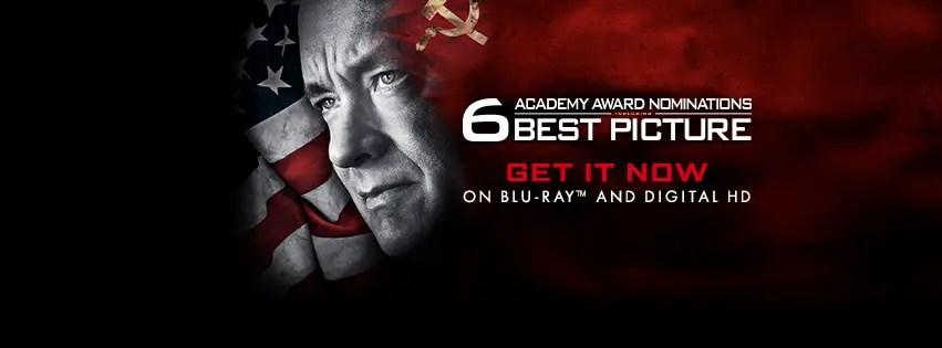 "Spielberg's Thriller ""Bridge of Spies"" Nominated for Six Academy Awards"