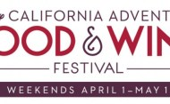 Food & Wine Festival Coming to Disney California Adventure This Spring!