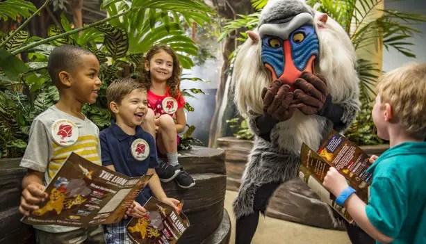 A New Lion Guard Adventure Awaits at Disney's Animal Kingdom