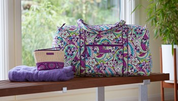 bbeeb60f2d1a New Vera Bradley Plums Up Collection Coming to Disney Parks for Spring