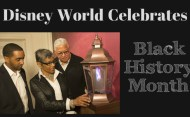 Disney World Celebrates Black History Month