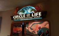 Circle of Life at the Land Pavilion in Epcot Closed for Long Refurbishment