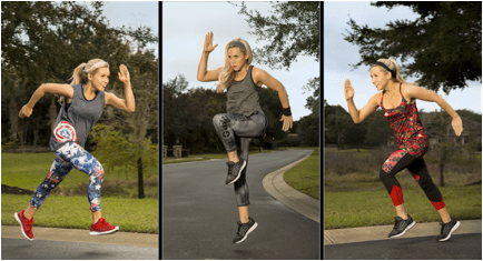 Marvel Encourages Women to 'Be a Hero' with New Her Universe Activewear Line