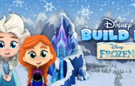 Disney Build It: Frozen Now Available for Mobile Devices