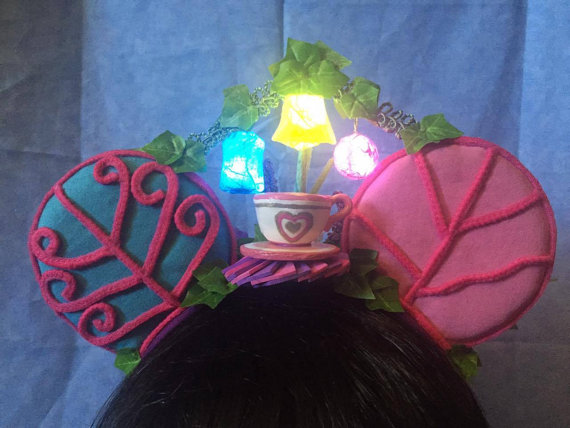 Positively Unique Light Up Disney Themed Mouse Ears