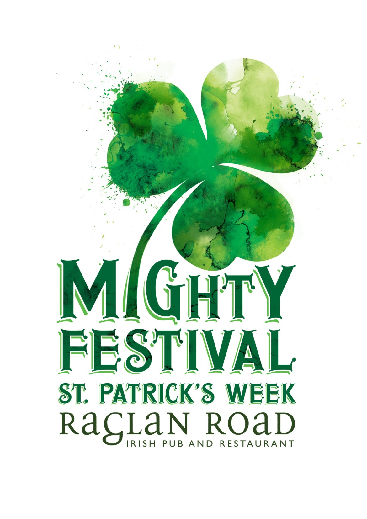 """""""The Mighty St. Patrick's Day Festival"""" is back at Raglan Road- Disney Springs!"""