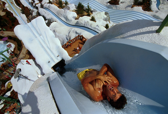 Broken Pipe shuts down 2 slides at Disney's Blizzard Beach