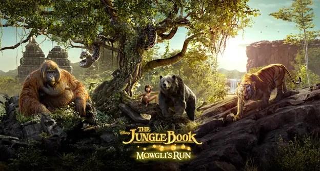 """New """"The Jungle Book: Mowgli's Run"""" Interactive Game"""
