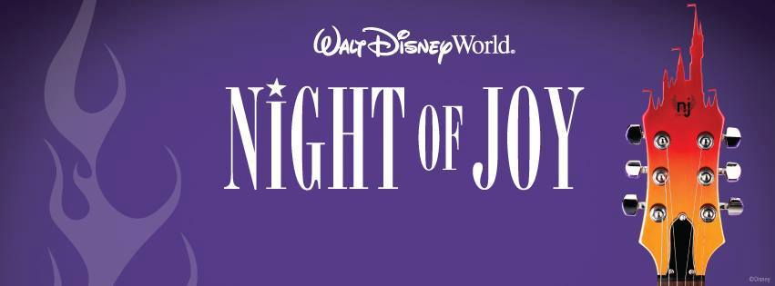 Disney's Night of Joy 2016 Tickets on Sale