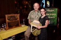 """HOLLYWOOD, CALIFORNIA - APRIL 04: The National Honey Board, board member, Gene Brandi and guest attend The World Premiere of Disney's """"THE JUNGLE BOOK"""" at the El Capitan Theatre on April 4, 2016 in Hollywood, California. (Photo by Alberto E. Rodriguez/Getty Images for Disney) *** Local Caption *** Gene Brandi"""