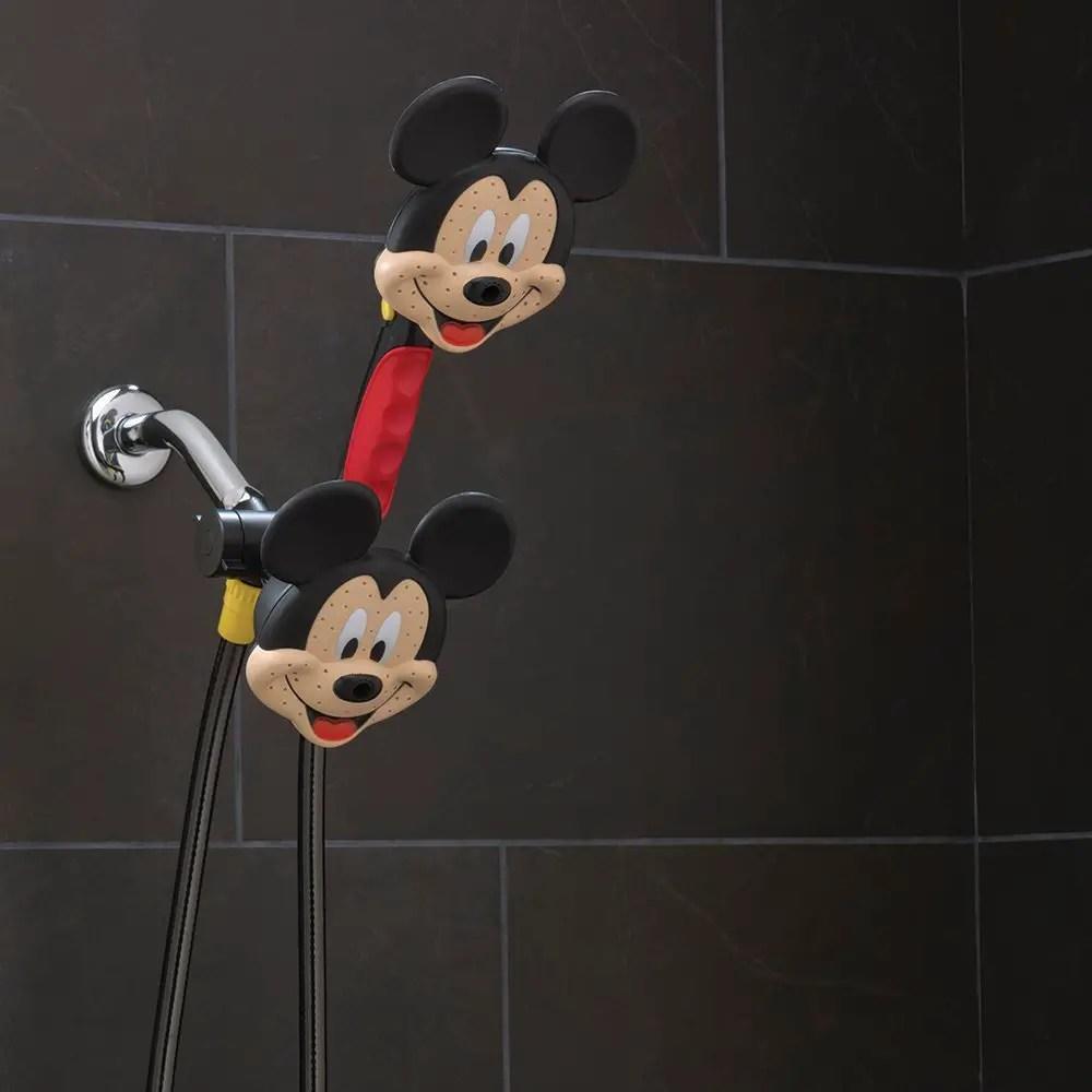 Disney Finds – Mickey & Minnie Shower Heads