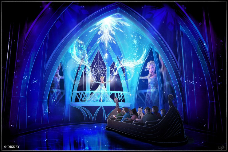 New Details Revealed About Frozen Ever After