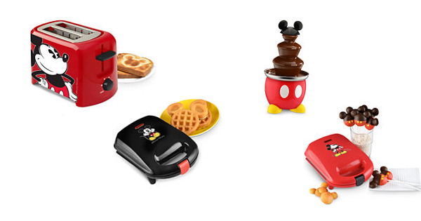 Roundup of Mickey Appliances on Sale at JCPenny