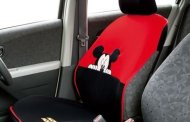 Disney Find - Mickey Mouse Seat Cover