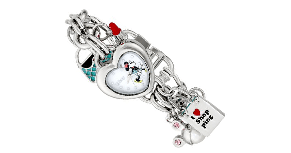 Too Cute Minnie Mouse Watch For Mother's Day