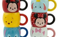 Stack Up Your Morning Coffee With Tsum Tsum Mugs