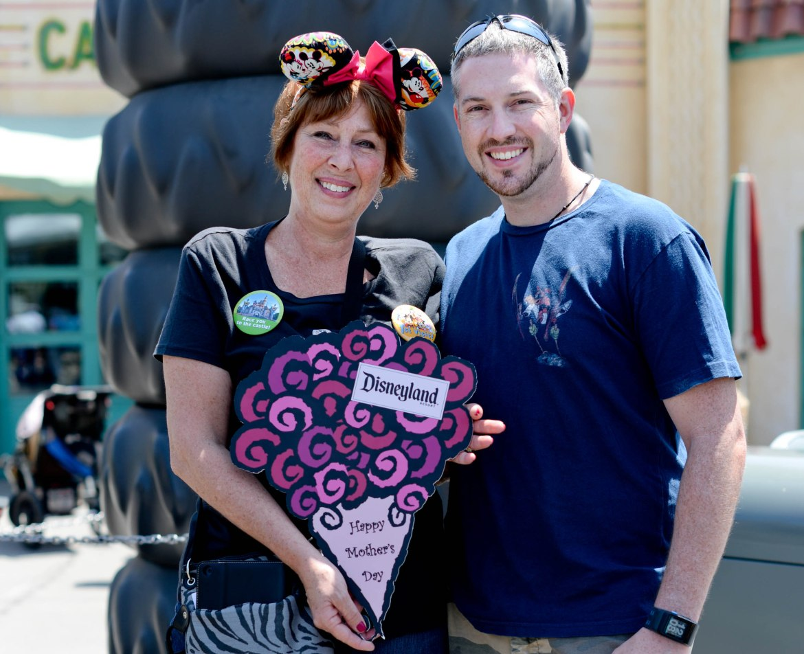 Special Mother's Day Dining at Disneyland Resort