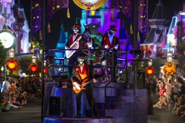 DVC Members to Receive Special Benefits for Mickey's Not-So-Scary Halloween Party 1