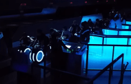 First look at TRON Lightcycle Power Run at Shanghai Disneyland