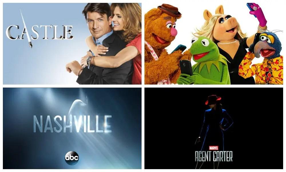 ABC Cancels many popular television programs