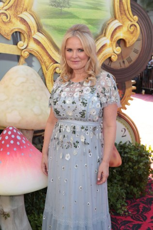 """Suzanne Todd arrives at The US Premiere of Disney's """"Alice Through the Looking Glass"""" at the El Capitan Theater in Los Angeles, CA on Monday, May 23, 2016. .(Photo: Alex J. Berliner/ABImages)"""