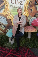"""Jane Lynch arrives at The US Premiere of Disney's """"Alice Through the Looking Glass"""" at the El Capitan Theater in Los Angeles, CA on Monday, May 23, 2016. .(Photo: Alex J. Berliner/ABImages)"""