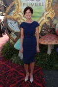 """Linda Woolverton arrives at The US Premiere of Disney's """"Alice Through the Looking Glass"""" at the El Capitan Theater in Los Angeles, CA on Monday, May 23, 2016. .(Photo: Alex J. Berliner/ABImages)"""
