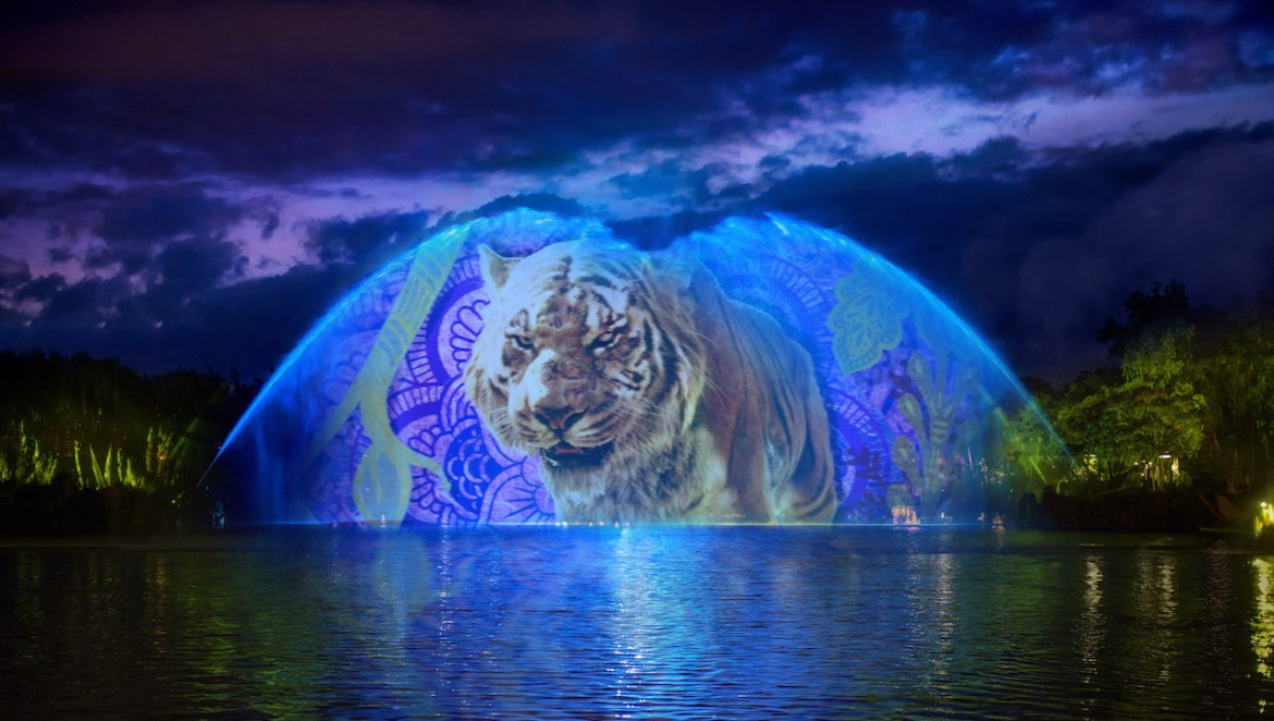 """More New Details on """"The Jungle Book: Alive With Magic"""" Show"""