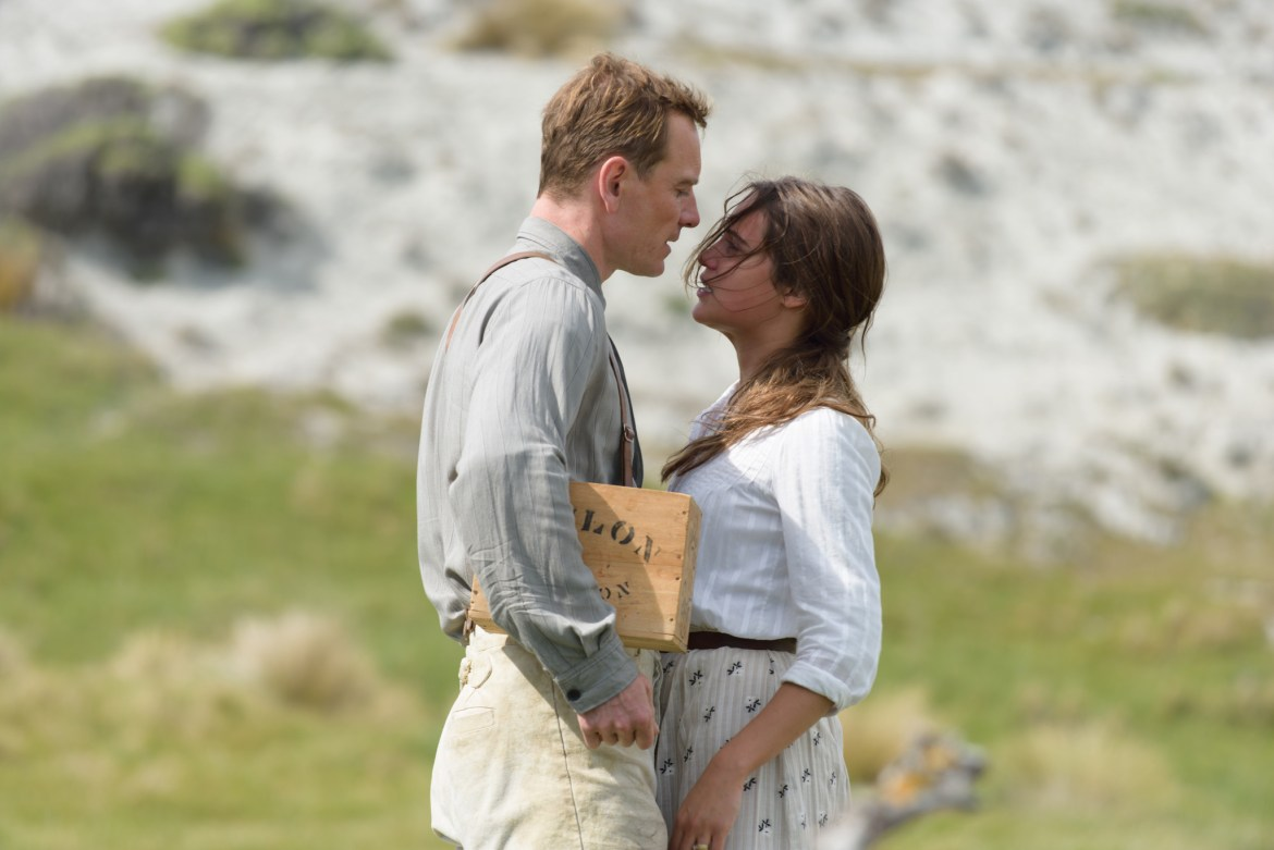 Dreamworks Pictures – The Light Between Oceans Trailer Released