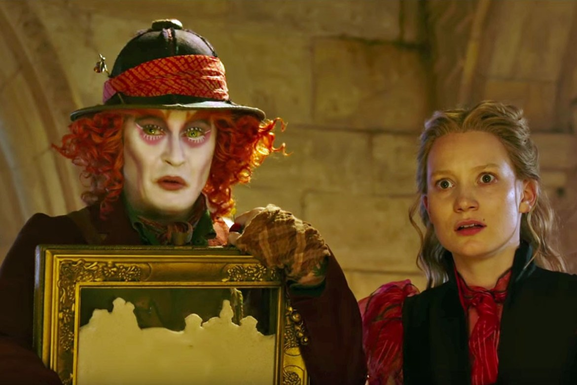 Box Office Numbers for Alice Through the Looking Glass