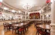 Table Service Dining at The Diamond Horseshoe Extended Through July 4th