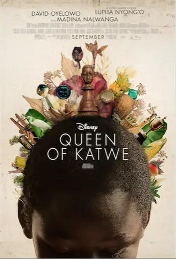 """Disney's """"Queen Of Katwe"""" On Digital HD Jan 10 And Blu-ray Jan 31"""